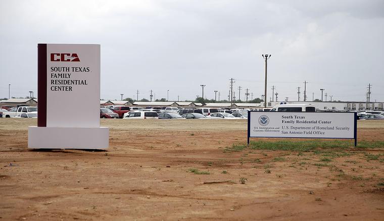 Una menor inmigrante enfermó en el South Texas Family Residential Center y murió tras ser liberada.