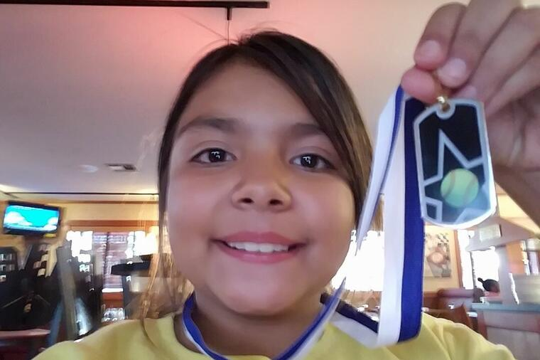La víctima más joven, por ahora, del devastador huracán Michael, Sarah Radney, una niña de 11 años del estado de Georgia.