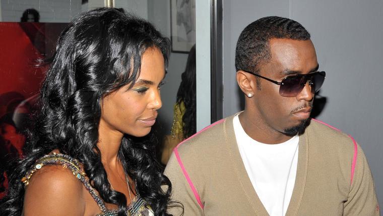 Diddy y Kim Porter en el Rock N' Roll del Hip Hop