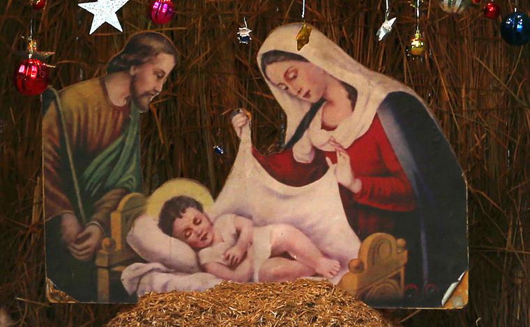 Imagen de archivo de una Natividad.