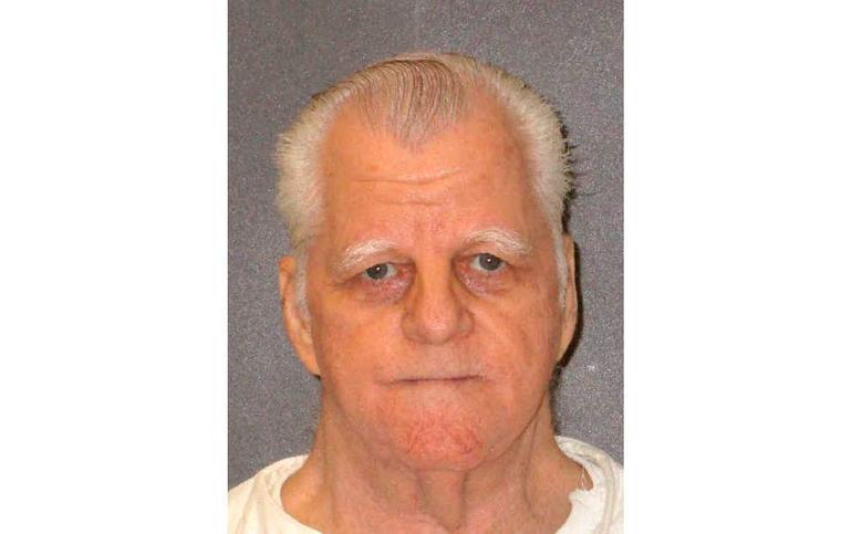 El ejecutado Billie Coble, de 70 años.