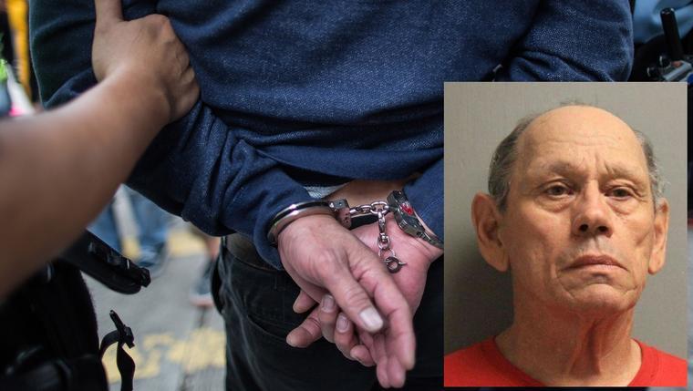 Harvey Joseph Fountain fue detenido el pasado 9 de abril.