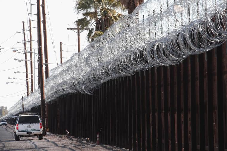 Border Wall Funding The Focus Of Continued Partial Government Shutdown