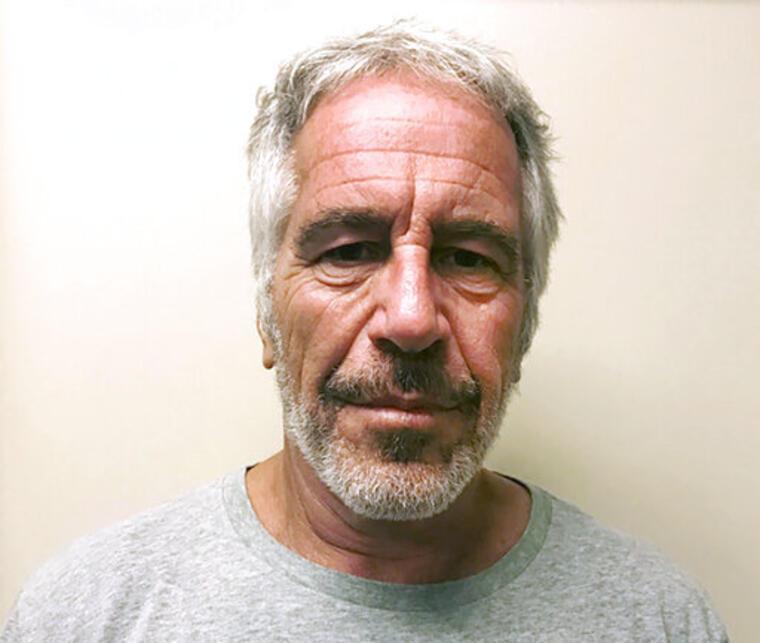 El millonario Jeffrey Epstein.