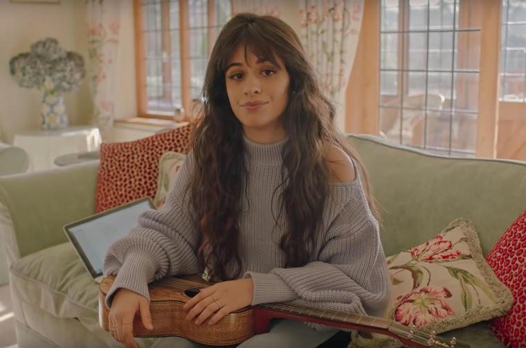 Camila Cabello on Vogue