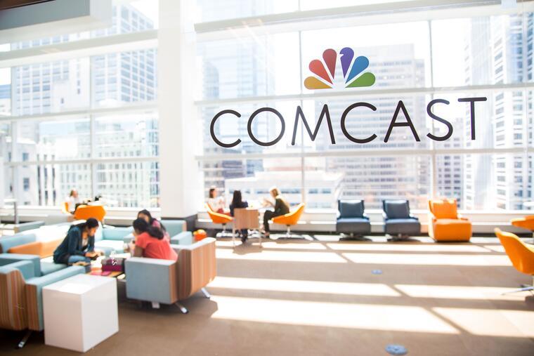 Oficinas de Comcast.