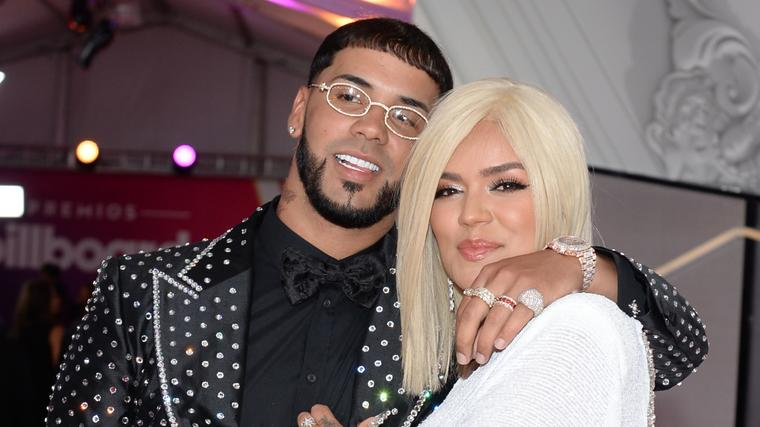 Anuel and Karol G release new song