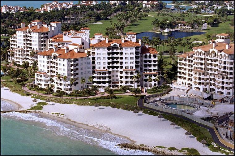 Fisher Island en Miami (Florida)