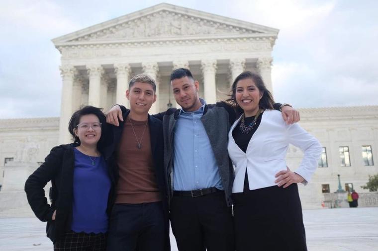 Martin Batalla Vidal encabezó la primera demanda en defensa de DACA en 2017 en la ciudad de Nueva York