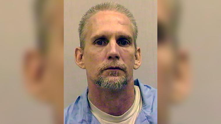 En esta foto del año 2000, provista por el Departamento de Correctiones de Kansas a la agencia AP muestra a Wesley Ira Purkey, ejecutado esta semana en Terre Haute, Indiana.