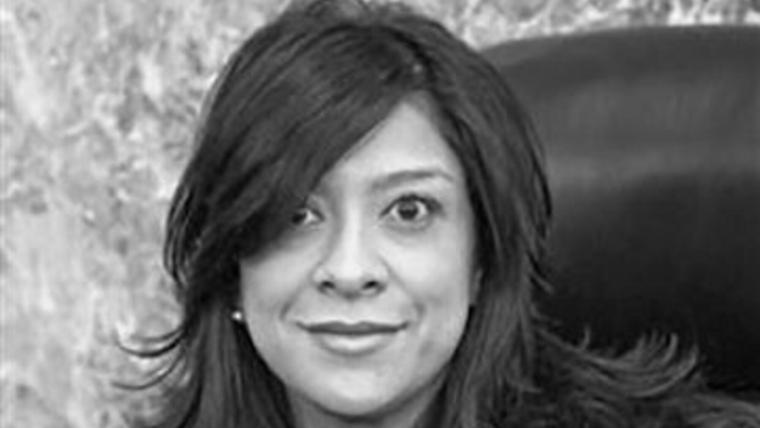 La jueza federal de distrito de Nueva Jersey Esther Salas.