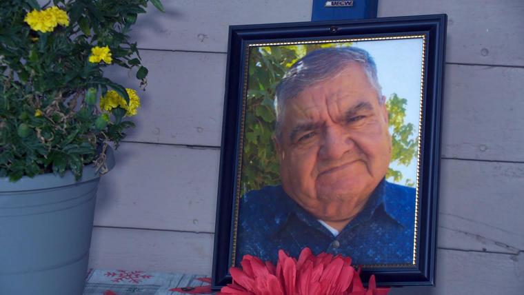Saúl Sánchez, empleado de una planta de pollo en Colorado, murió el pasado abril por COVID-19.