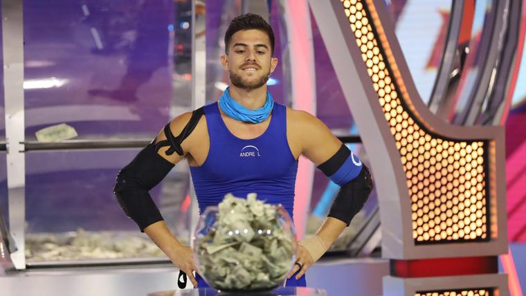 André Luis gana el episodio 2 de El Domo del Dinero