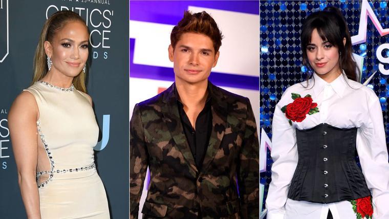 Jennifer Lopez, Christian Acosta, Camila Cabello