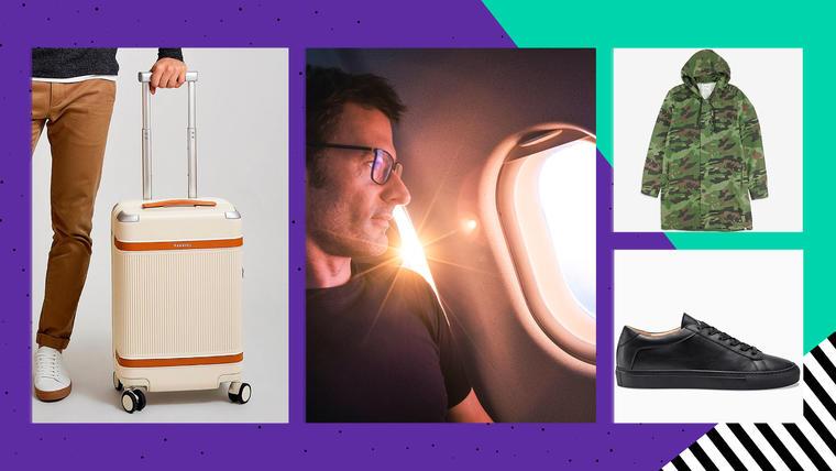 Ideas de regalos para hombres viajeros