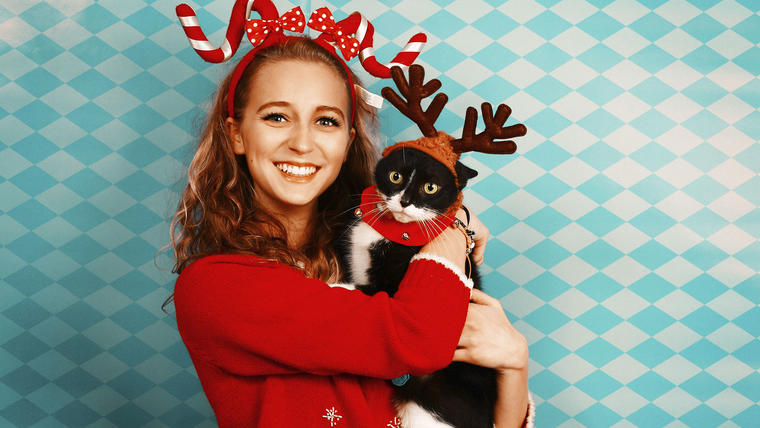 Regalos de navidad para mujeres que aman los gatos