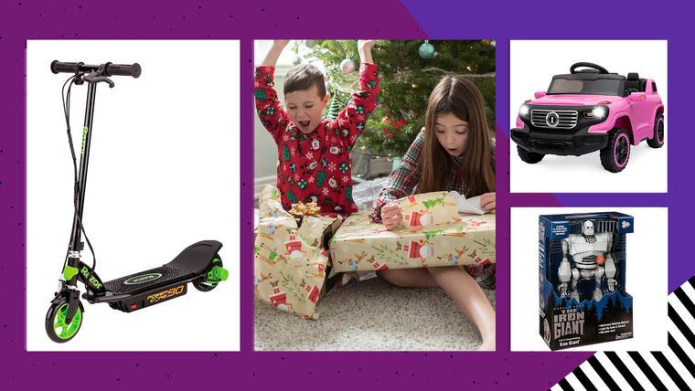 Las mejores ofertas de Walmart en juguetes para niños y niñas por Black Friday