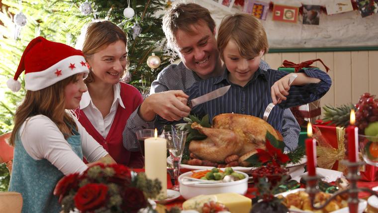 Cómo poner la mesa de la cena de Navidad: todo lo que necesitas