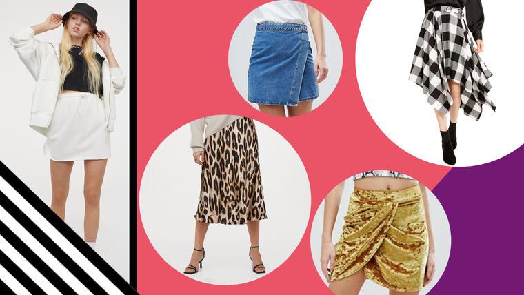 Faldas de moda para 2021