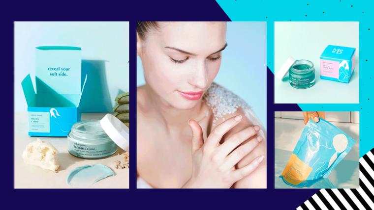 Productos skincare orgánicos para el cuerpo