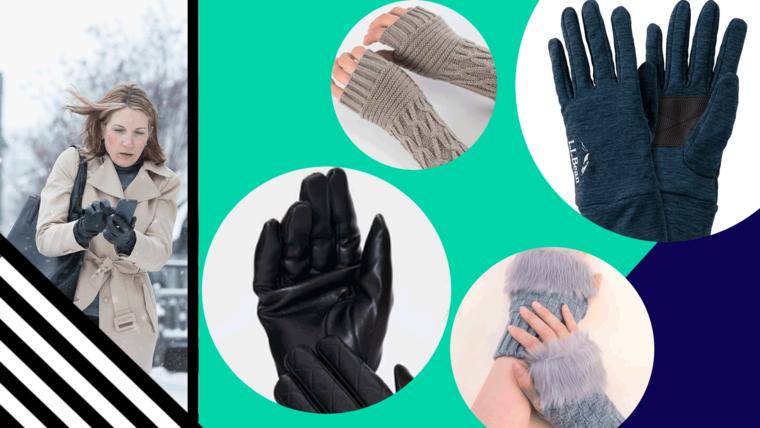 Guantes para el frío para mujeres, hombres, niños y toda la familia