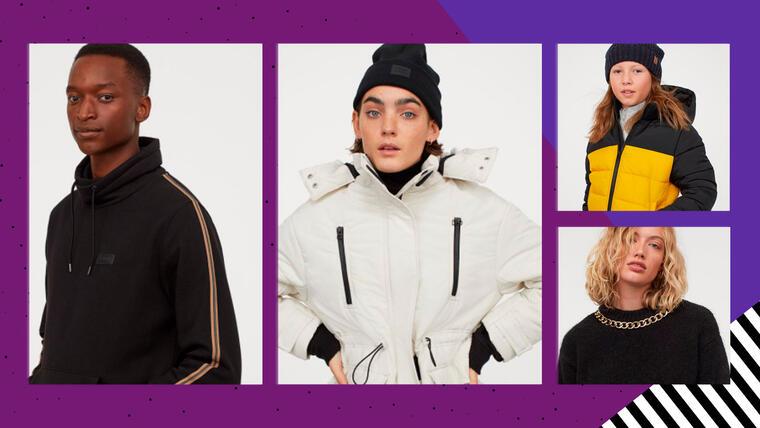 Rebajas de invierno: chamarras, sudaderas y abrigos para toda la familia con grandes descuentos en H&M y L.L. Bean