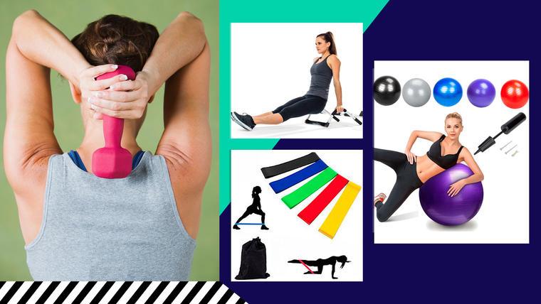 Ejercicios en casa: productos y máquinas básicas para ponerte en forma en casa y tener tu home gym