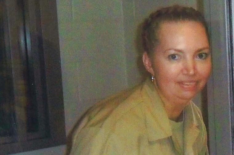 Lisa Montgomery iba a ser ejecutada este martes en Indiana.