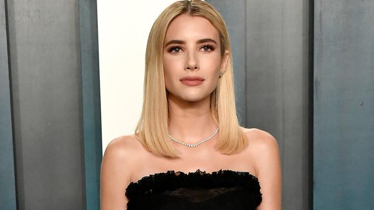 Emma Roberts Oscars 2020