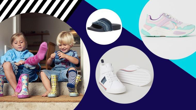 Zapatos para niñas y niños 2021