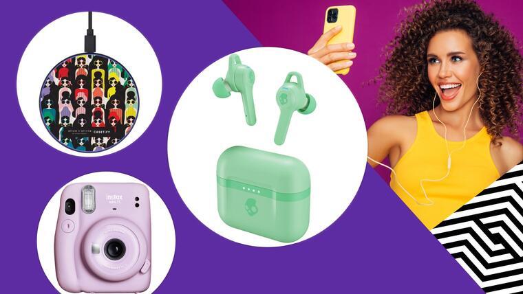 Gadgets de moda para mujer
