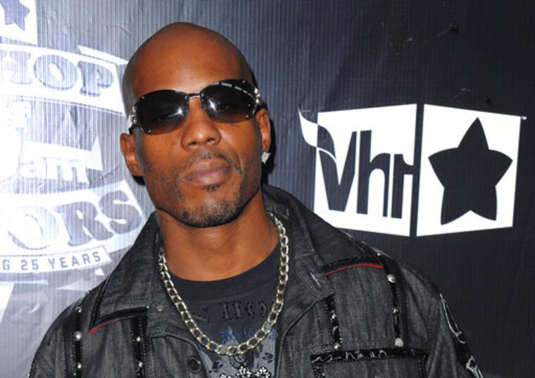 El rapero DMX, en una imagen de archivo.
