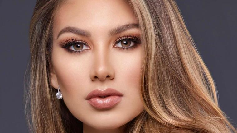 Vanessa Velásquez Miss El Salvador Universo 2020