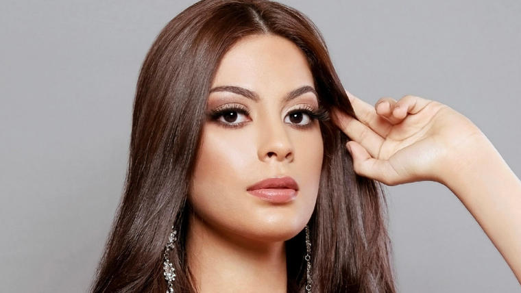Helen Hernandez Miss Aruba Universo 2020