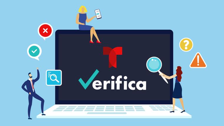 T Verifica es la plataforma de verificación de datos de Noticias Telemundo