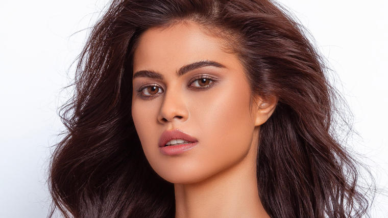 Anshika Sharma Miss Nepal Universo