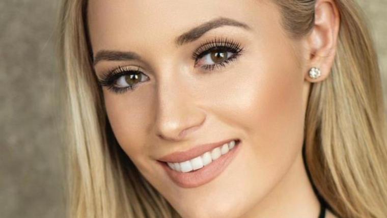 Natália Hoštáková Miss República Eslovaca Universo