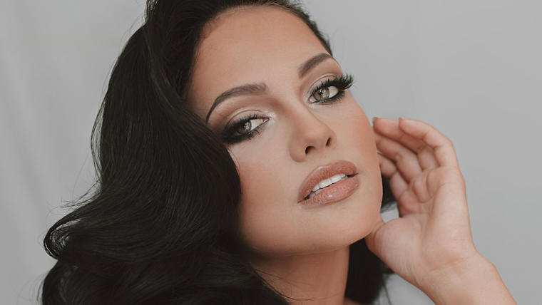 Natasha Joubert Miss Sudáfrica Universo