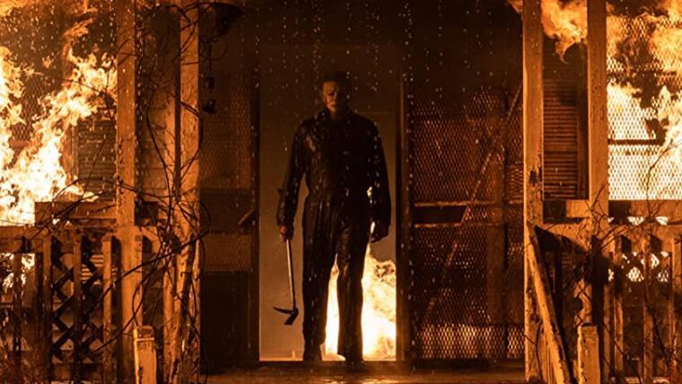 Michael Myers en 'Halloween Kills'