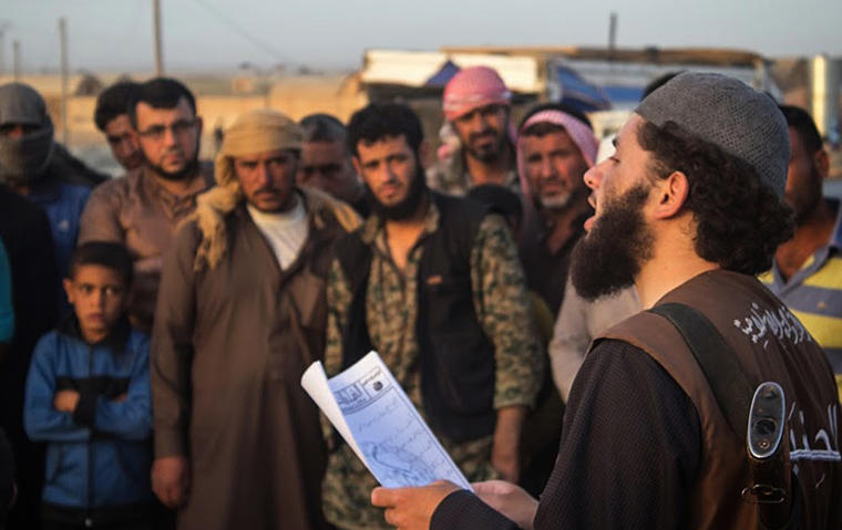 integrantes del estado islamico