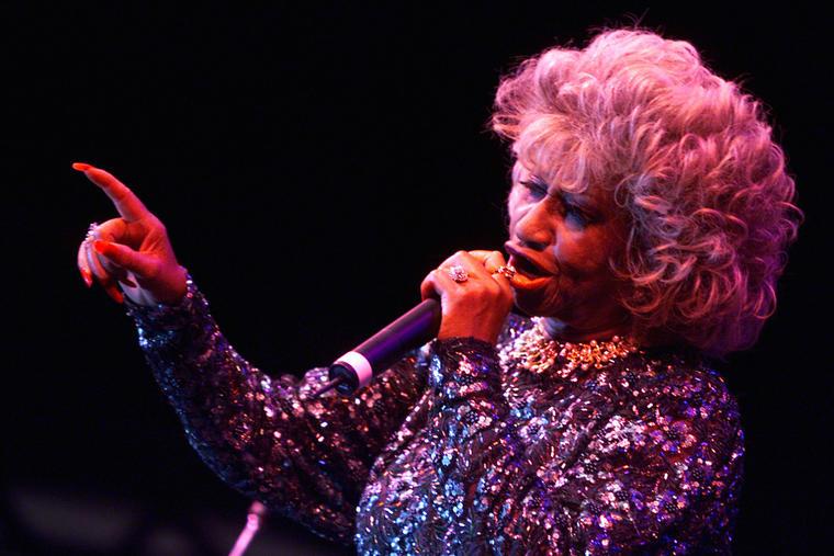 Celia Cruz - Music Midtown 2000