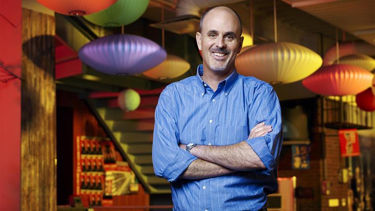 """Daniel Gerson, guionista de éxitos de Walt Disney como """"Monsters, Inc."""" y """"Big Hero 6"""""""