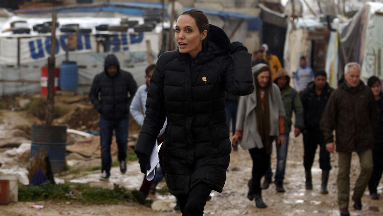 Angelina Jolie: el mundo ha fallado a los refugiados