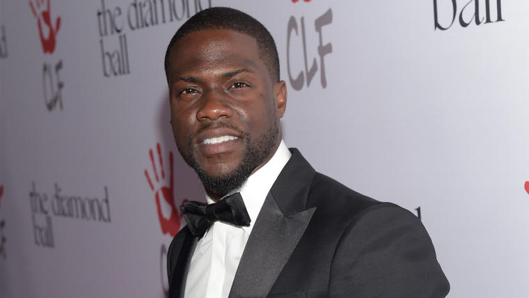 Kevin Hart Opens up About His Life Changing Car Wreck on Social Media