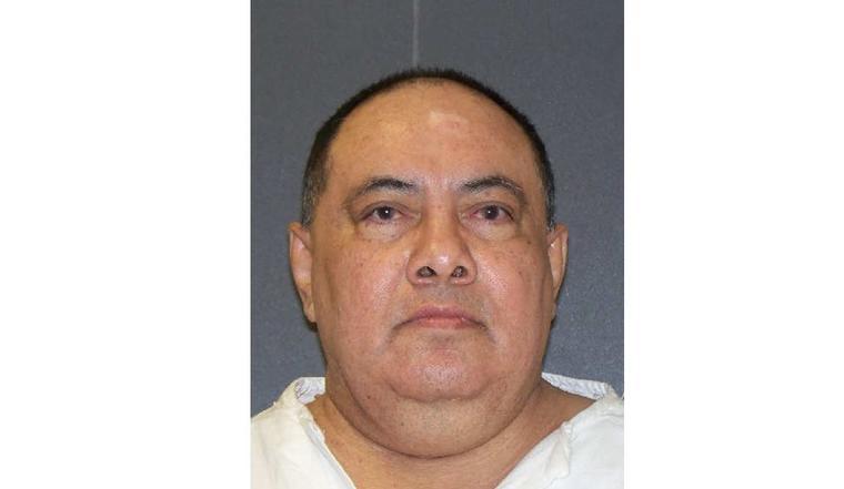 El hispano ejecutado en Texas, Robert Moreno Ramos.