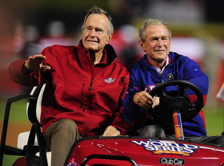 George H. W. Bush dies at age 94