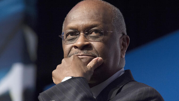 Murió por COVID-19 Herman Cain, excandidato presidencial de EE.UU