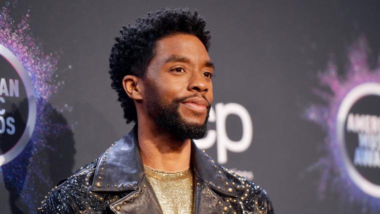 Chadwick Boseman estrella de 'Black Panther'