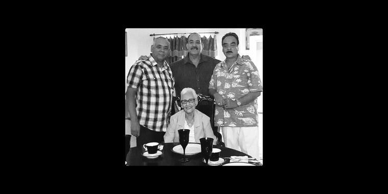 Familia Salas-Solís