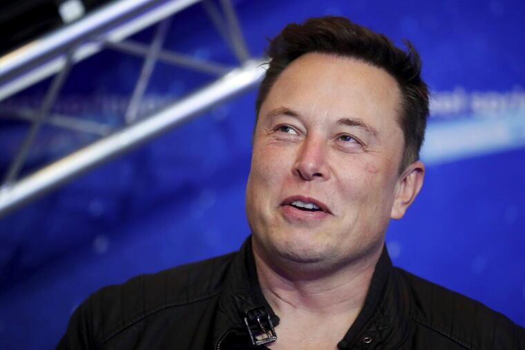 Elon Musk en un evento celebrado en Berlín, Alemania, en diciembre de 2020.
